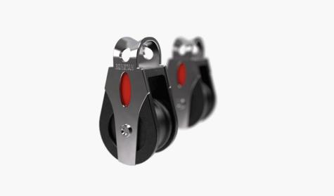Sellette Advance Axess 4-poulies accelerateur