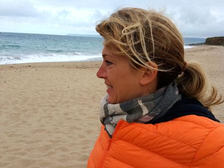 Cathy Fontaine ProPulsion parapente